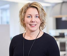 Pia Norstedt - Invest Västerås. Fotograf: Pia Nordlander