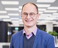 Torbjörn Bengtsson - Invest Västerås. Fotograf: Pia Nordlander